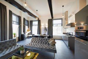 Dollar Harlingen Kurzaufenthalt De Bank Apartments Hotel