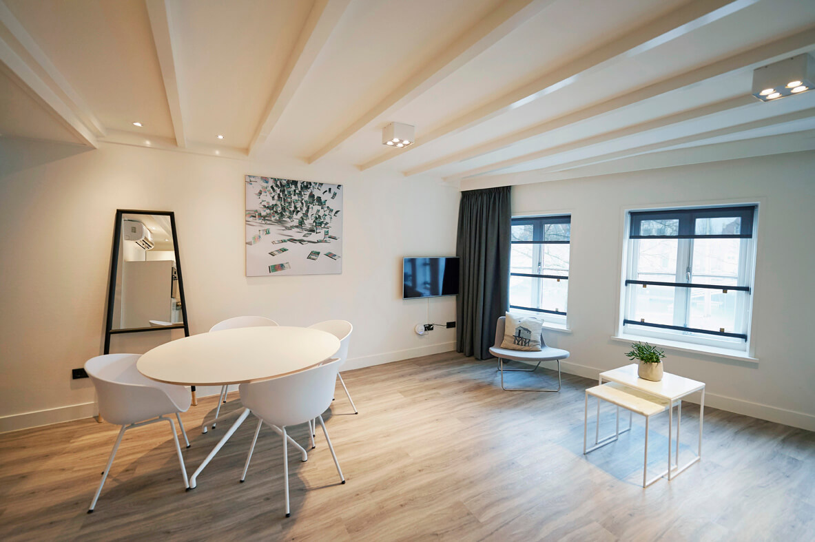 Kroon Harlingen Short Stay De Bank Apartments Hotel