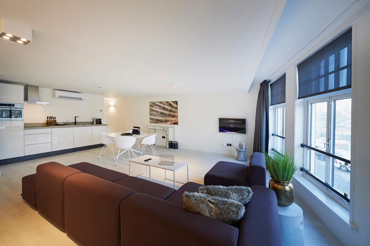 Vijver Harlingen Short Stay De Bank Apartments Hotel