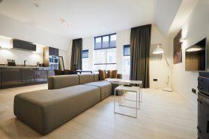 Rand Harlingen Kurzaufenthalt De Bank Apartments Hotel