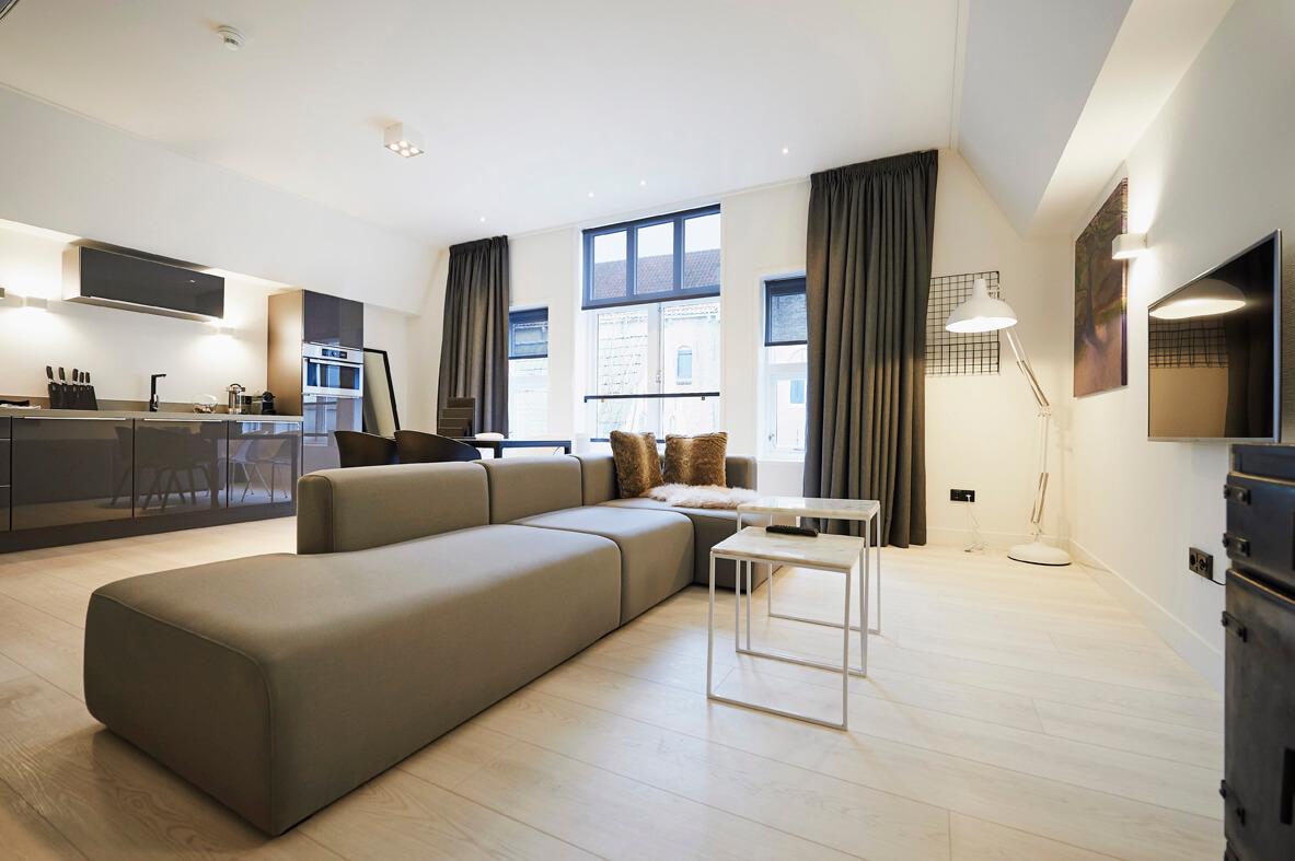 Rand Harlingen Short Stay De Bank Apartments Hotel