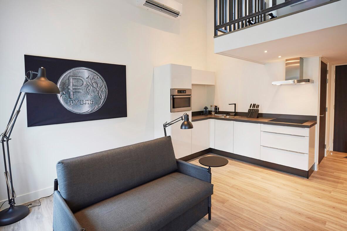 Roebel Harlingen Short Stay De Bank Apartments Hotel