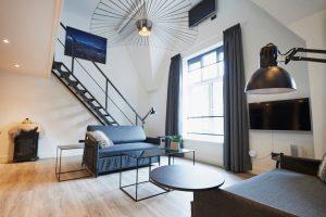 Roebel Harlingen Kurzaufenthalt De Bank Apartments Hotel
