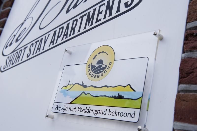 Kurzaufenthalt De Bank Apartaments Waddengoud