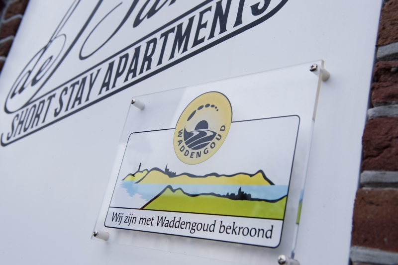 Short Stay De Bank Apartaments Waddengoud